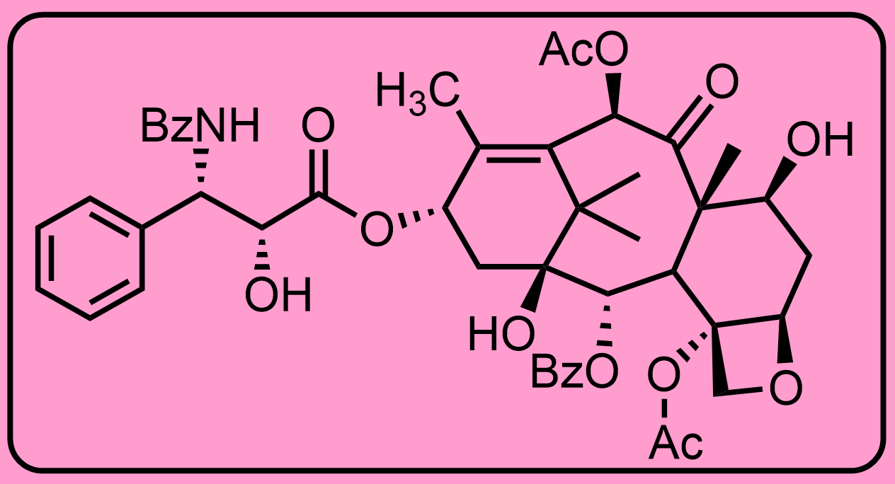 Think Pink with ChemDraw